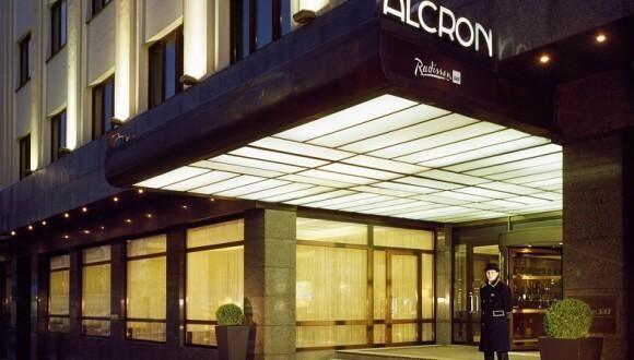 Hotel Radison Blue Alcron