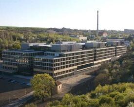 CSOB Radlice - budova po dokonceni
