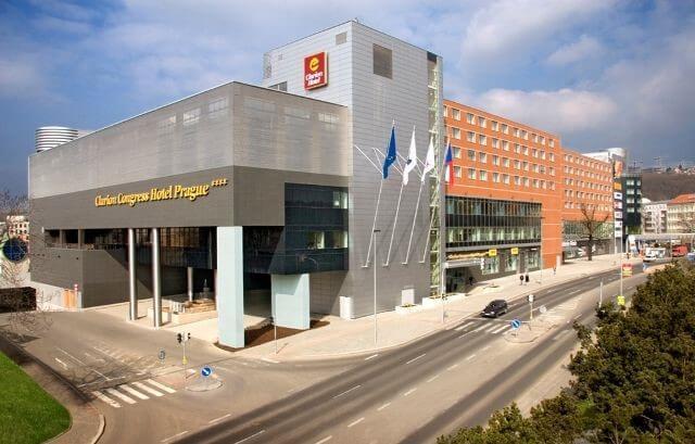 NC Fénix Vysočanská & Clarion Congress Hotel Prague