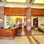 Interier hotelu International